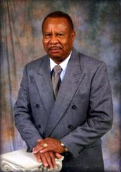 Deacon Woodie Marshall Lane, Sr.