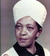 Mrs. Ruth Lee Woods Jackson